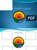 earths layers powerpoint