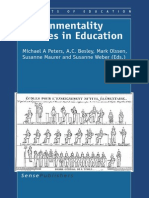 Peters 2009 - Governmentality Studies in Education