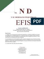Mike Ray - Artículo Nd-efis