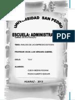 ANÁLISIS DE LAS EMPRESAS EXITOSAS EN EL PERÚ.doc