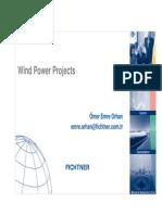 FICHTNER Wind Presentation