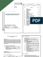 Booklet Panduan Tatacara Displin SKSA