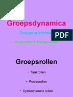 Power Point Groepsdynamica
