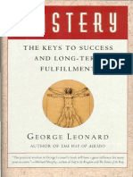 Mastery the Keys to Success and Long Term Fulfillment George Leonard