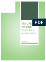 A Collection of Works- The GREEN Program