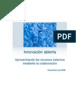 Innovación abierta - Aprovechando los recursos externos mediante la colaboración