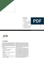 Investigacion del Sector deArtem  Actualizada