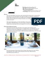 Dinner Banquet Info 10.11.13