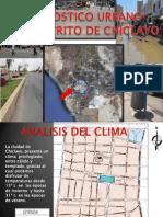Diagnostico Urbano Del Distrito de Chiclayo.angie Mayanga Pinedo