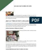 Doce pasos para crear tu tablero de visión.pdf