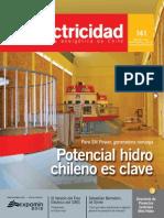 Revista Electricidad Edicion Noviembre, (PUBLICIDAD PAGINA 25 CONGRESO)
