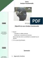 Projet Analyse Fonctionnelle Michel Bigand
