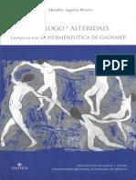 Mariflor Aguilar Dialogo y Alteridad 2005