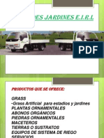 Plan de Marketing Grass Sintetico