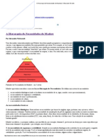 A Hierarquia de Necessidades de Maslow _ O Buscador Errante