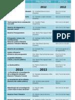 Progra Tri y Mer 2012-2014. Xela Nov