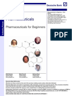 Pharma for Beginners