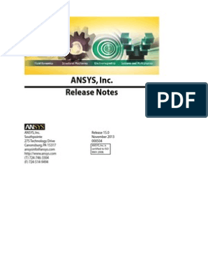 ANSYS, Inc  Release Notes_000410 | Trademark | Structural