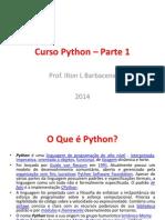 Curso Python Ilton