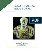 Aristoteles de La Naturaleza de La Moral Cap i
