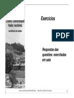 Exercicios Gerenciamento de Projetos (Com_respostas)