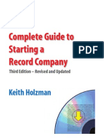 Record Company Guide