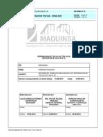 Informe Reparacion Tolva 040