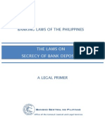 Bank Secrecy Law1