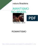 ROMANTISMO - PPT