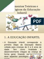 Fundamentos Teóricos e Metodológicos Da Educação Infantil