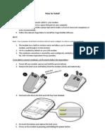 How to Install Huawei E5832 LED Display
