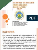 Caso Clinico Crup 2013