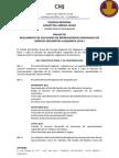 Reglamento de Elecciones de Representantes Regionales de Médicos Serumistas Cajamarca 2014-i