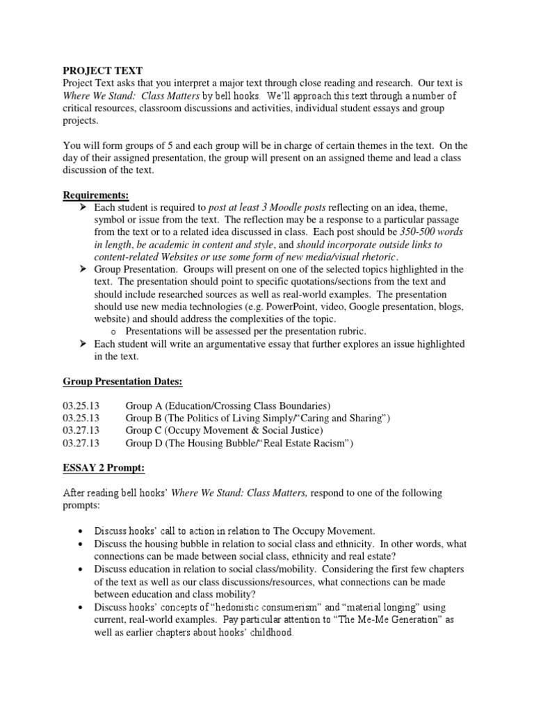 racism essay hook