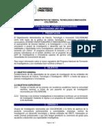 Tdr y Anexos Version de Consulta