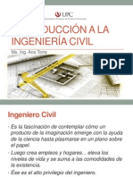 Introducción a La Ingenieria Civil