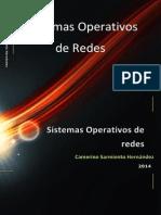 Sistemas Operativos de Redes