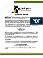 Yobi Bear Creative Design Studio
