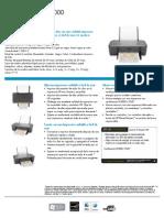 DeskJet 1000 Impresora HP