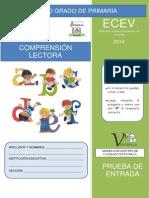 PRUEBA 5° ENTRADA 2014 COMUNICACION