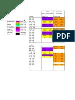 PSG Schedule Official Schedule