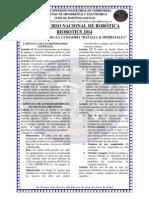 Reglamento Categoria Batalla y Minibatalla Riobotics 2014