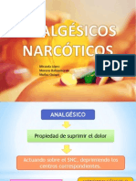 ANALAGESICOS NARCOTICOS