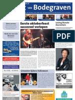 De Krant van Bodegraven, 6 november 2009