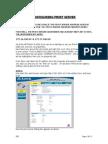 Print Server & Event Logger Setup