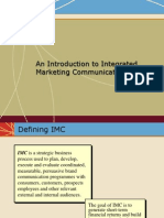 1 Introduction to IMC