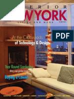 Interior Newyork Vol 3 Issue 1