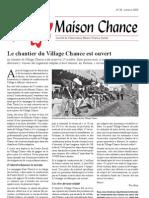 Maison Chance-In Switzerland