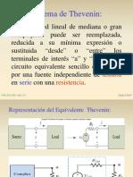 1-5 f) Teorema de Thevenin y Norton