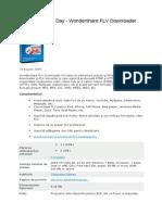 Wondershare FLV Downloader Pro